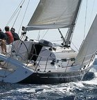 Elan 37 - sport sailboat